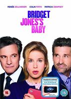 Bridget Jones's Baby - 2016 Renée Zellweger, Colin Firth New Sealed Region 2 DVD
