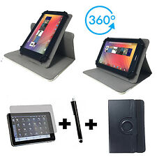 "Starter Kit / Set For 10.1 Inch BQ Aquaris M10 Tablet - 10.1"" Black 360"