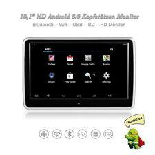 "10,1"" Bluetooth Wifi Auto Kopfstütze Monitor Touchscreen mit Android 6.0 Tablet"