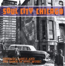 Various Artists-Soul City Chicago  (UK IMPORT)  CD NEW