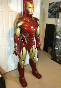 Iron Man Armor Wearable Suit Large EVA Model Props COS Suit Wearable Handmade