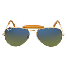 Ray-Ban Outdoorsman Craft Polarized Green Classic Sunglasses RB3422Q 001/M9 58