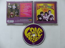 CD Album THE LOVE AFFAIR ELLIS  Singles A's and B's    ACA 8031