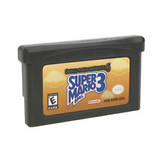 For Nintendo Game Boy Advance Super Mario Brothers 3 GBA Game Card Children