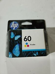 NEW HP CC643WN #60 Color Ink Cartridge Genuine NEW exp  SEPT 2012