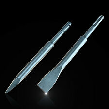 SDS Meisselsatz (Flachmeissel und Spitzmeissel) 200x25mm