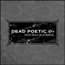 Dead Poetic - Four Wall Blackmail (CD, Jun-2002, Tooth & Nail)