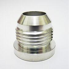 AN-8 AN8 alluminio saldatura su TAPPO TUBO RACCORDO ADATTATORE COMBUSTIBILE SERBATOIO COOLER cella