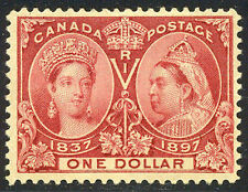 CANADA #61 Mint BEAUTY - 1897 $1.00 Jubilee