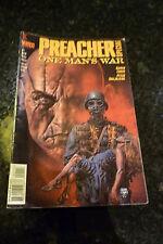 PREACHER SPECIAL : ONE MANS WAR - No 1 - Date 03/1998 - VERTIGO / DC Comics