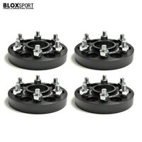 4X 30mm Hub Centric Nissan Wheel Spacers 114.3 for Navara D40 NP300 2005-2017