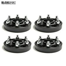 4x 1 Inch 25mm Hub Centric Wheel Spacers Fits 2005-2020 Nissan NAVARA D40 Np300