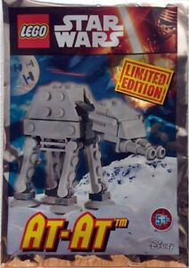 LEGO Polybag AT-AT limited edition #911615 neuf