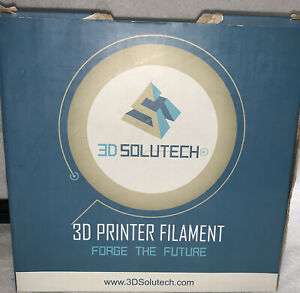 3D Solutech Natural Clear 3D Printer PLA Filament 1.75MM Filament