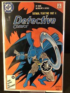 DETECTIVE COMICS # 578 - SEPTEMBER 1987 ~9.0~ (RC)