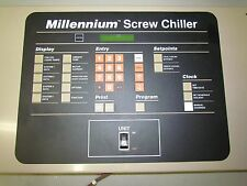 NICE 371-02495-101 YORK MILLENNIUM SCREW CHILLER OPERATION CONTROL DISPLAY
