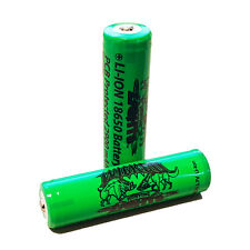 Wicked Lights Premium 18650 Li-Ion 2900 Mah Rechargeable Batteries (2-pack)