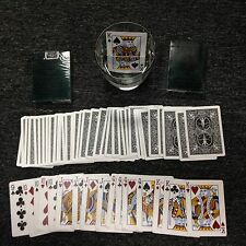 MILITARY BICYCLE TACTICAL FIELD PLAYING CARDS NIGHT VISION RED LENS WATER PROOF