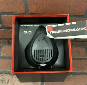 Training Mask 3.0 Lung Strength Performance Breathing Trainer Size Large
