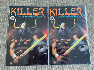 Killer Tales by Timothy Truman #1 Eclipse Gardner Fox Tim Scout Eclipse 2 Copies