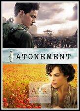 Atonement     2007 Movie Posters Classic Films
