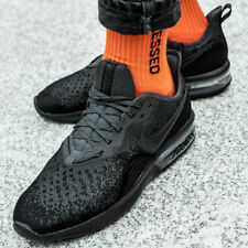NIKE AIR MAX SEQUENT 4 Black Men's Shoe UK 7.5 EU 42 CM 26.5 AO4485 002 RRP £100