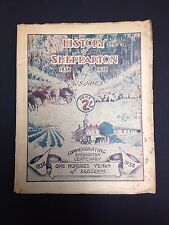 HISTORY OF SHEPPARTON 1838 to 1938 - G22