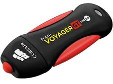 Corsair 64GB Voyager GT USB 3.0 Flash Drive, Speed Up to 240MB/s (CMFVYGT3B-64GB