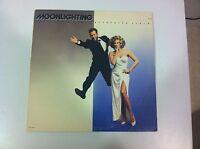 """Licht de Luna Schwarzarbeit - Ost Bso - LP 12 """" G VG+ 1987 Ovp Spanische Presse"""