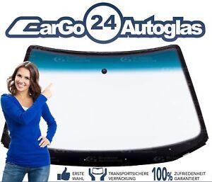 Windschutzscheibe VW Polo 6N1 Frontscheibe Blaukeil mit Gummi Rahmen Bj 94 - 99
