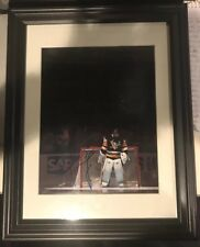 Matt Murray Signed 8x10 Photo framed matted  Stanley Cup Champion