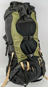 Osprey Aether 75 Size M (18-21 in) Hiking Camping Backpack Incomplete Read