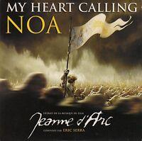 Noa CD Single My Heart Calling - Promo - France (EX/EX)