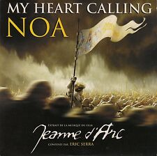 Noa CD Single My Heart Calling - Promo - France (EX/EX)