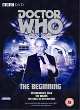 Doctor Who The Beginning DVD an Unearthly Child Daleks Edge of Destruction R4