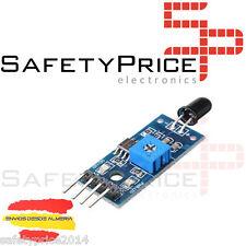 Modulo sensor llama fuego YG1006 ir flame regulable 760nm 1100nm arduino flame