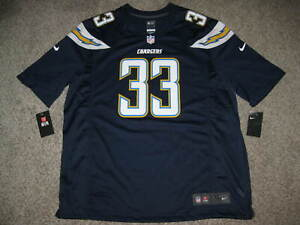 Derwin James Los Angeles Chargers 2019 Navy Blue Mens Nike Game Jersey