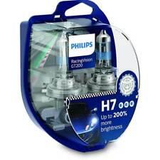 Bombillas H7 muy potentes Racingvision GT200 + de 200% de luz Philips 12972RGTS