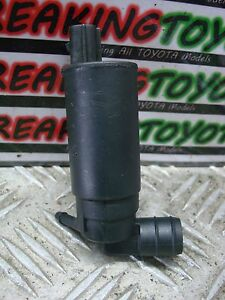 TOYOTA AVENSIS 2003 2004 2005 2006 2007 FRONT WINDSCREEN WASHER JET PUMP
