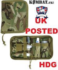 KOMBAT UK BRITISH ARMY TRAVEL WASH KIT BAG BTP MULTICAMO MTP POUCH
