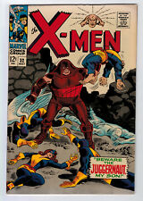 X-MEN #32 8.5 HIGHER GRADE 1967 OFF-WHITE PAGES