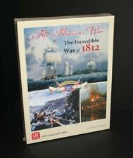 Mr. Madison's War: The Incredible War of 1812, New/Sealed (Gmt Games 2012)