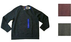 Gerry Men's Long Sleeve Crew Neck  Sweatshirt