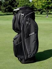 New Ping Traverse II Cart Bag  Black NEW 8260