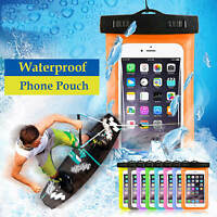 Waterproof Case Cover Bag Underwater Dry Pouch for Mobile Phones iPhone Samsung