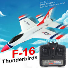 FX-823 F-16 2.4G 2CH RC Airplane Glider Remote Control Plane Outdoor Aircraft
