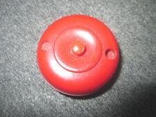 BAKELITE ART DECO RED BELL PUSH ITALY