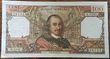 Billet de 100 francs CORNEILLE 2 - 12 - 1977 FRANCE  A.1141