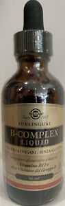 SOLGAR B - COMPLEX LIQUID 56 ml