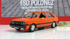 FSO Polonez AutoLegends USSR 1978. Diecast Metal Scale model 1:43. Deagostini /